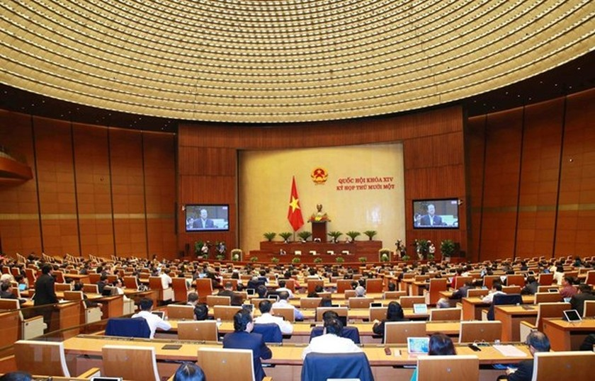 National Assembly to finish personnel work in last working week ảnh 1