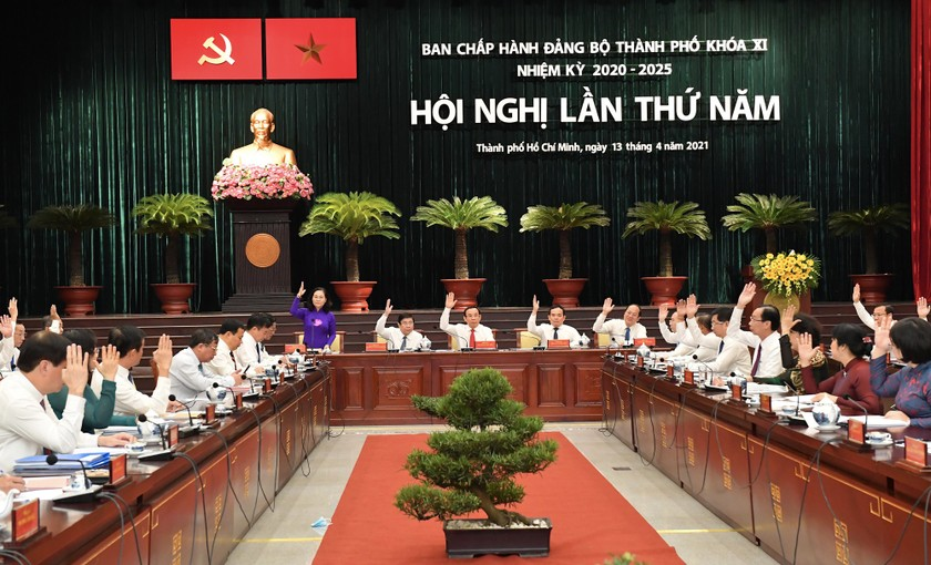 HCMC sees economic recovery in first three months ảnh 1