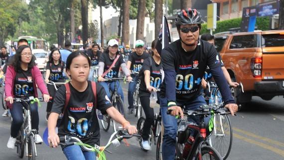 HCMC authorities approve pilot public bike service ảnh 1