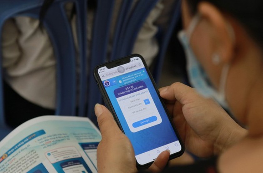HCMC pilots electronic health records for 22,000 residents ảnh 1