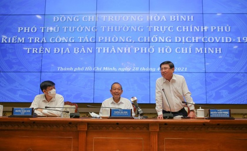 HCMC asked to support southwestern provinces in COVID-19 fight ảnh 1