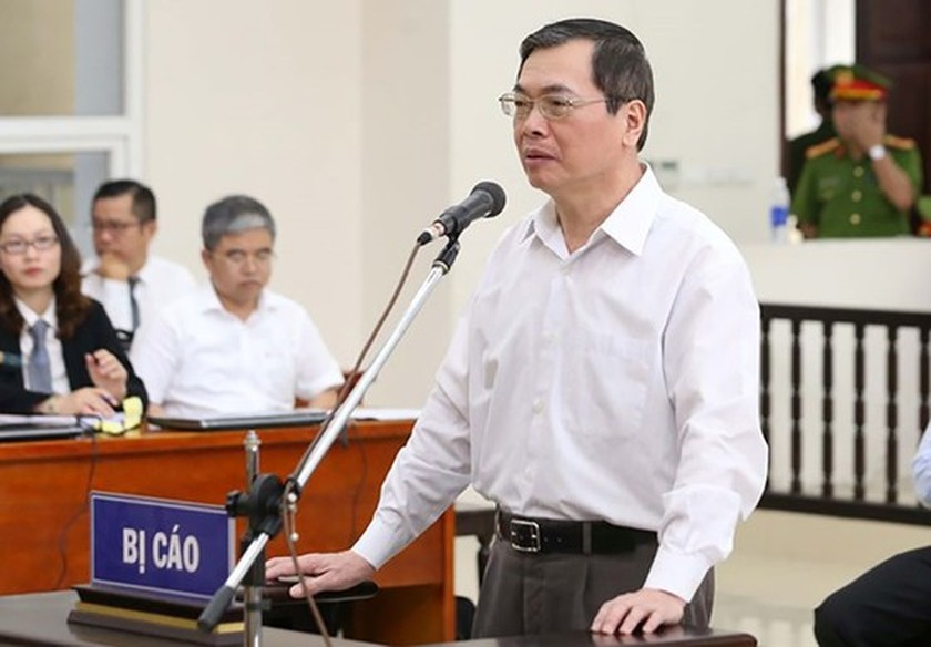 Ex-minister of industry and trade gets 11-year jail sentence ảnh 1