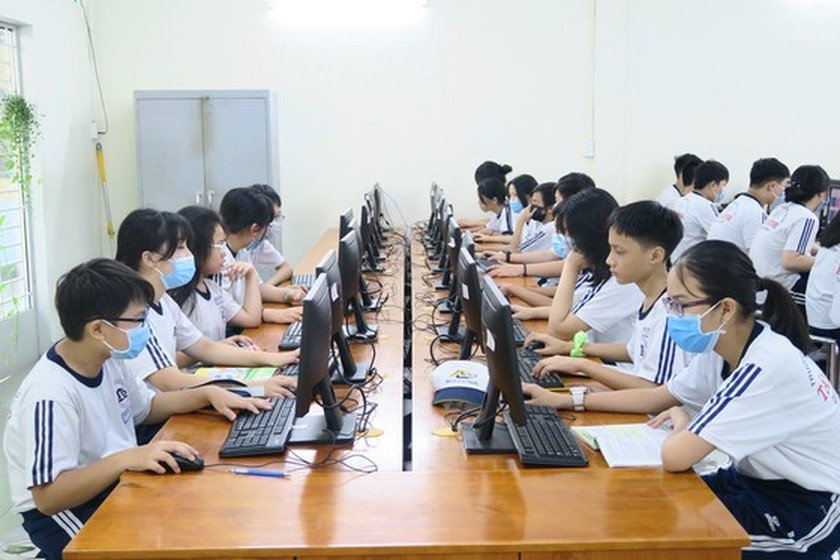 Education sector in HCMC identifies digital transformation as key task ảnh 1