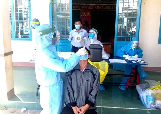 Vietnam sees rise of new coronavirus infection cases ảnh 1
