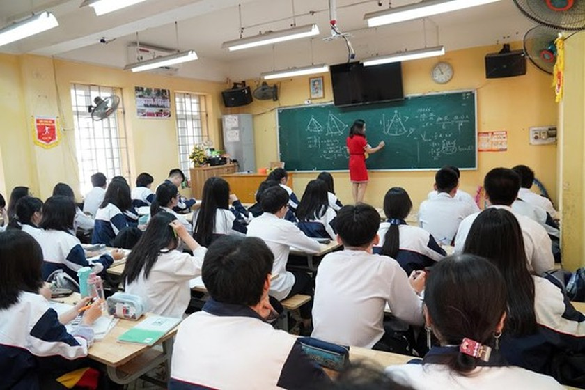 Education sector organizes tests to suit to present situation ảnh 1