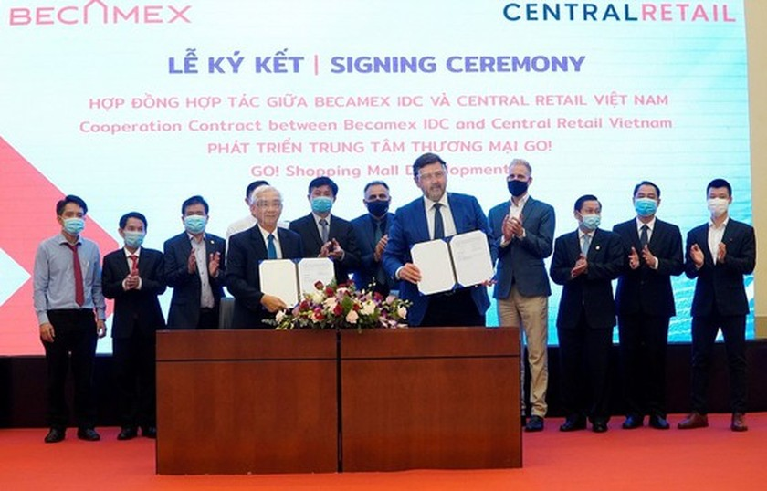 """New US$35 million """"Go!"""" shopping mall to be opened in Binh Duong Province ảnh 1"""