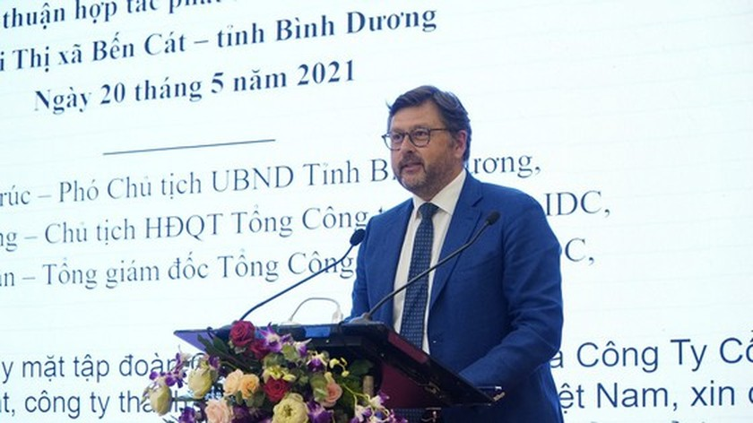 """New US$35 million """"Go!"""" shopping mall to be opened in Binh Duong Province ảnh 2"""