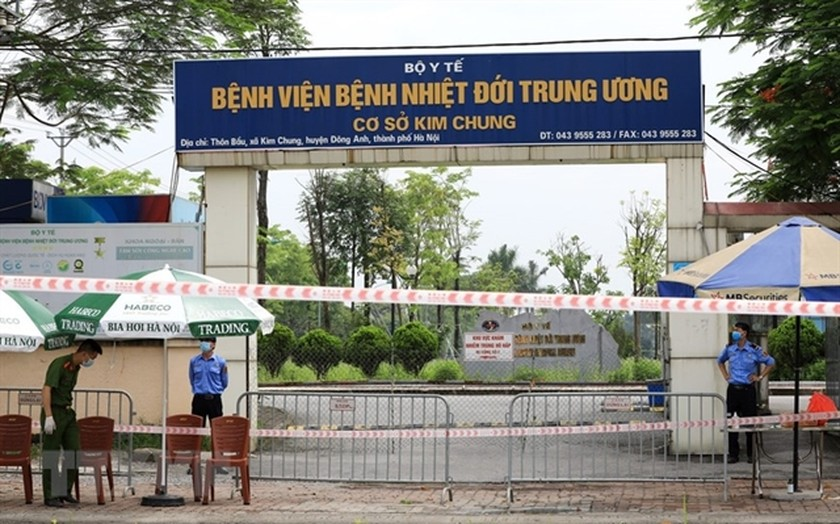 70-year-old woman becomes Vietnam's 40th COVID-19 fatality ảnh 1