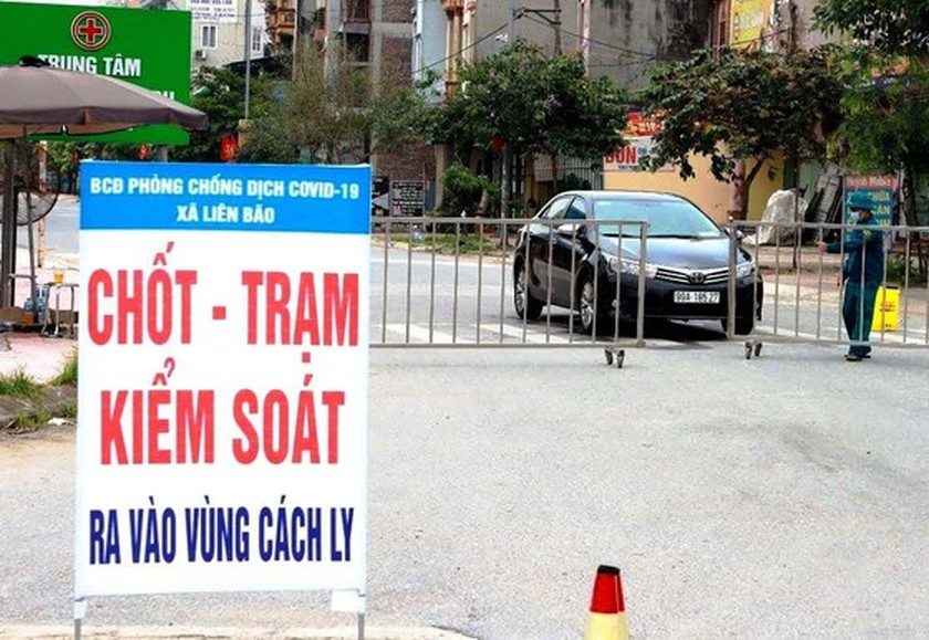 Hanoi not begin social distancing restrictions: Secretary of Hanoi Party Committee ảnh 2