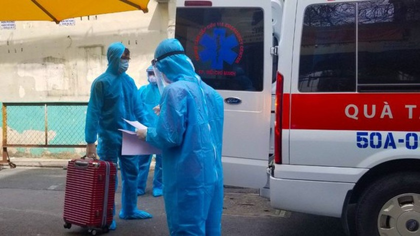Covid-19 patient dies in attempted transfer to big hospital ảnh 1