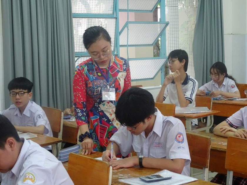 Tenth grade entrance exam to take place in July only when Covid-19 under control ảnh 1