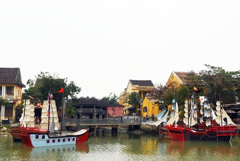 Hoi An named among top 10 most picturesque car-free towns globally ảnh 1