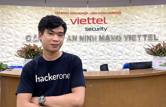 Vietnamese star hacker tops cybersecurity platform leaderboard twice ảnh 1