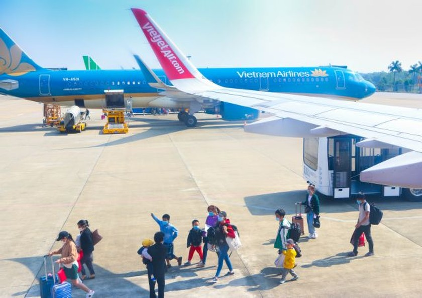 Aviation sector eyes recovery in 2023-24 ảnh 1