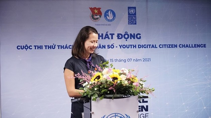 Youth Digital Citizen Challenge 2021 contest launched ảnh 1