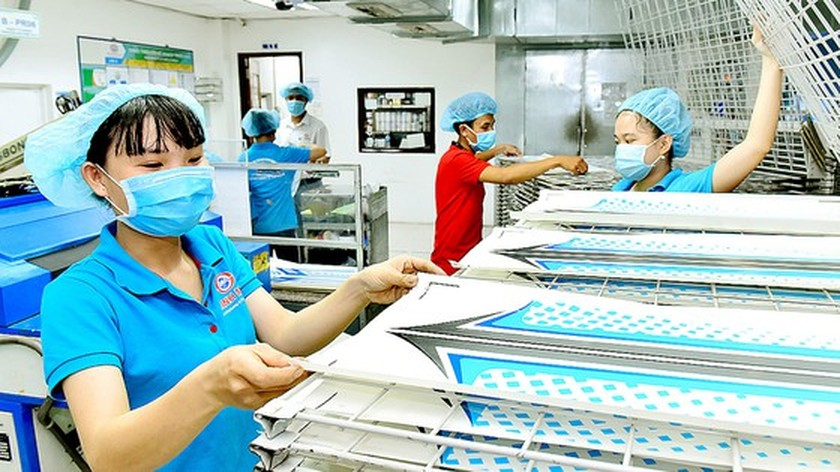 Some 80,000 businesses in Vietnam withdraw from market ảnh 1