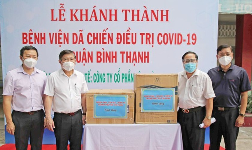 HCMC focuses efforts on taking care of Covid-19 patients ảnh 1