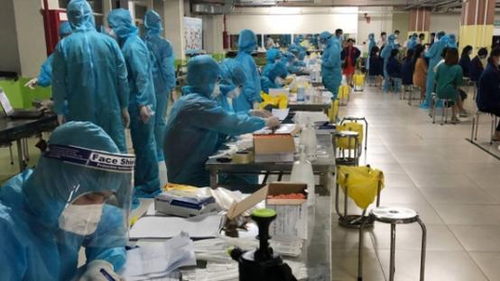 HCMC sees decrease in Covid-19 cases ảnh 1