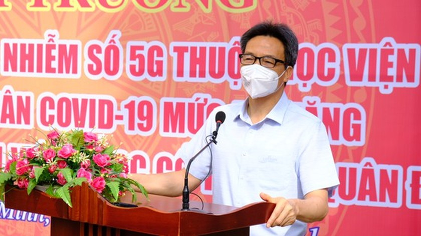 Deputy PM: VN makes efforts to control Covid-19 for students to return to school ảnh 3