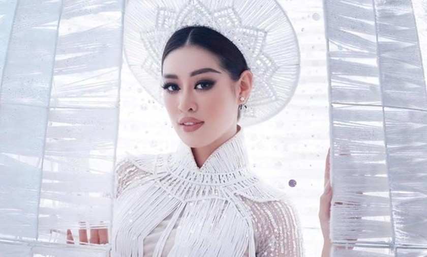 Two Vietnamese contestants vie for Miss Grand Slam 2020 ảnh 1