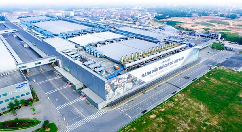 Samsung to expand foldable devices production capacity in Vietnam ảnh 1
