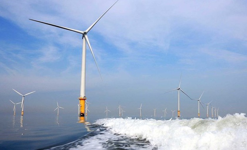 Vietnam has substantial potential for offshore wind power: report ảnh 1