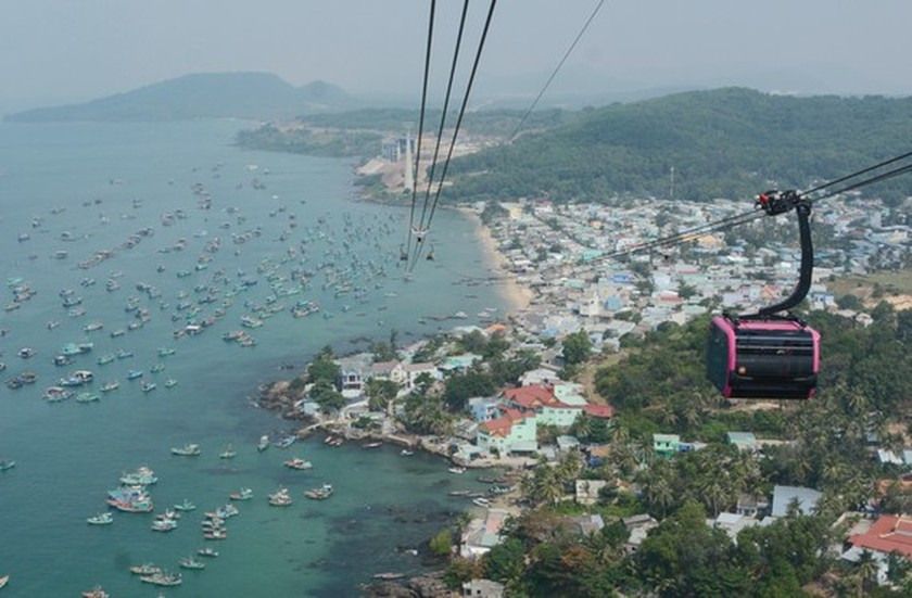 Amusement parks in Phu Quoc allowed to reopen to public ảnh 1