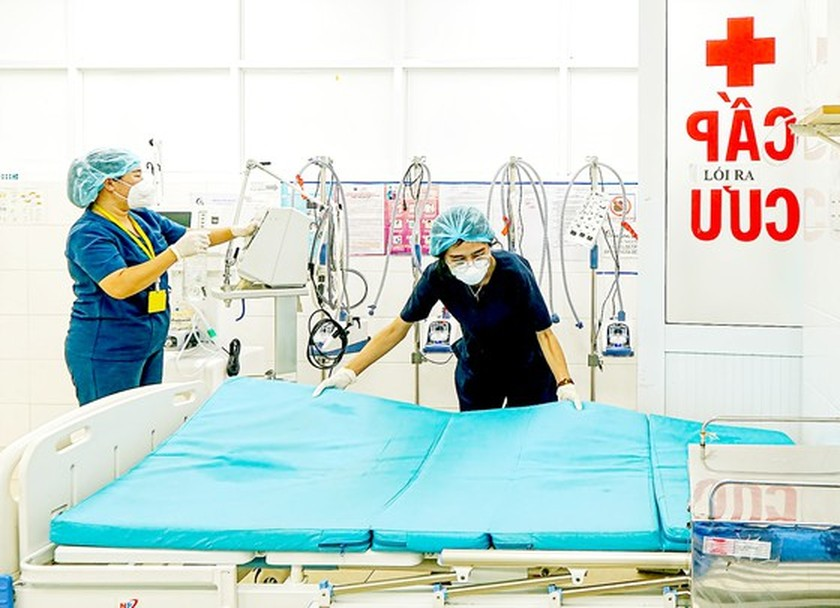 Health care activities get back to new normal ảnh 1