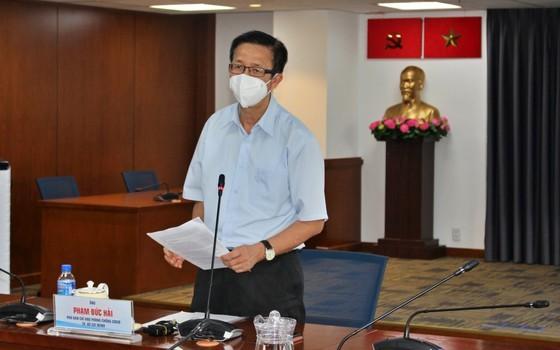 Thu Duc City still administers Covid-19 vaccine ảnh 1
