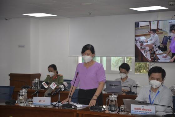 Thu Duc City still administers Covid-19 vaccine ảnh 2