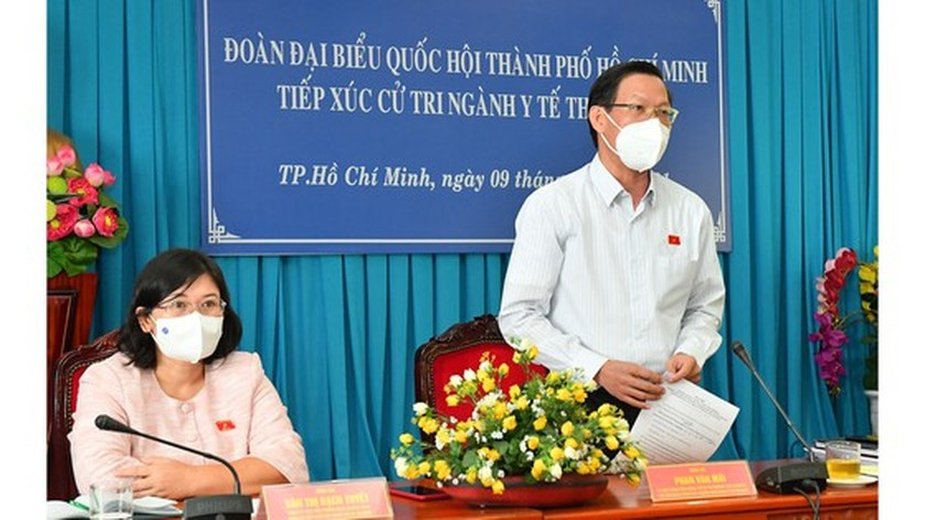 President prompts to draw lessons from Covid-19 to prepare for better response ảnh 3