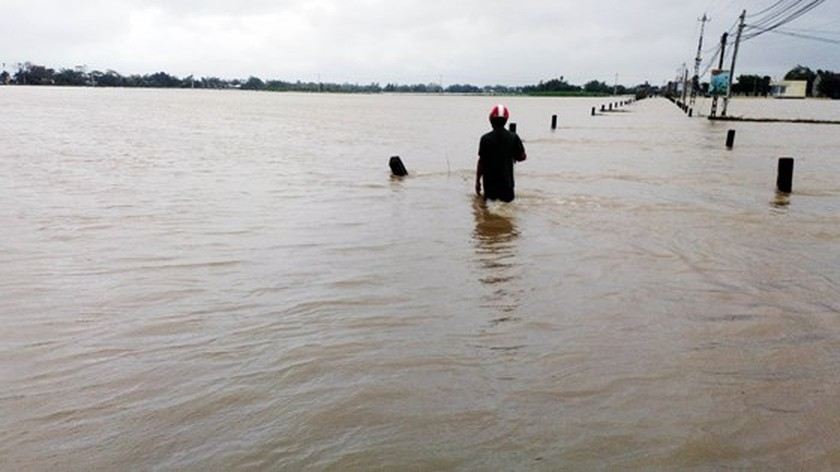 Nearly 29,000 houses moved due to huge flooding  ảnh 7