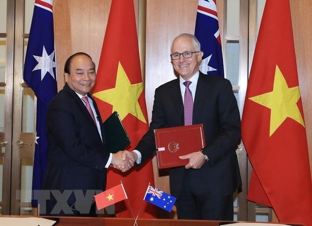 PM Nguyen Xuan Phuc wraps up visits to New Zealand, Australia ảnh 1
