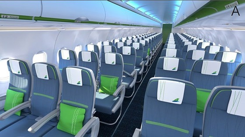 Bamboo Airways' new aircraft to dock in Vietnam next month ảnh 1