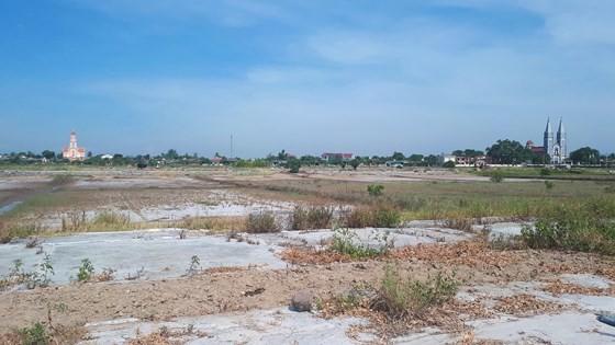 Ho Do salt field is deserted ảnh 17