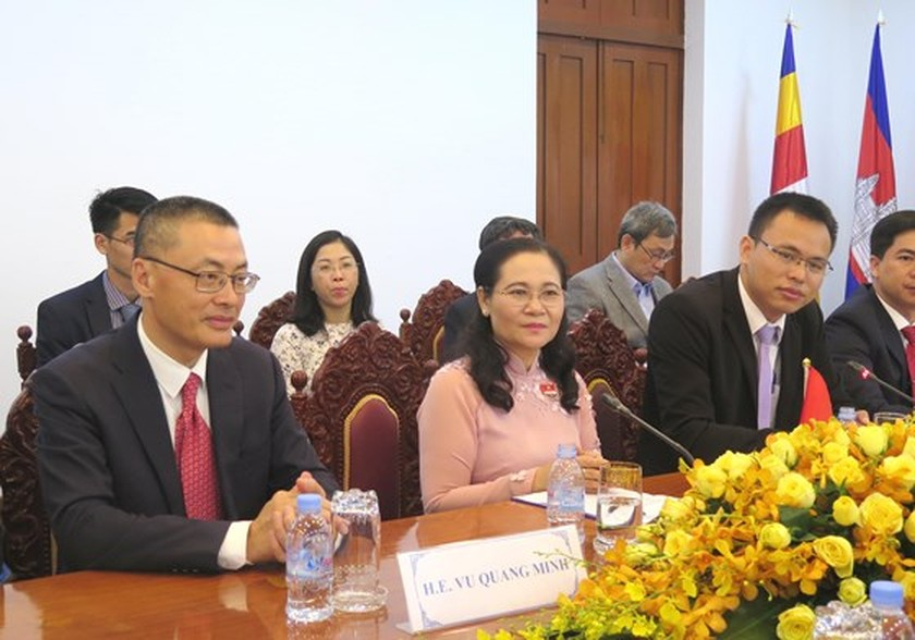 Vietnam always focuses on relationship with Cambodia   ảnh 3