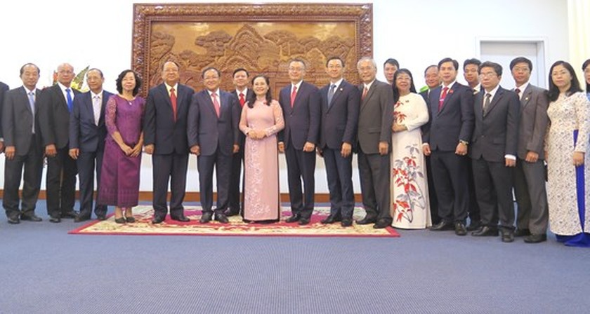 Vietnam always focuses on relationship with Cambodia   ảnh 5