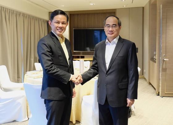 HCMC considered as attractive destination for Singaporean investors ảnh 5
