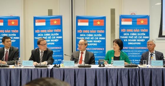 HCMC considered as attractive destination for Singaporean investors ảnh 1