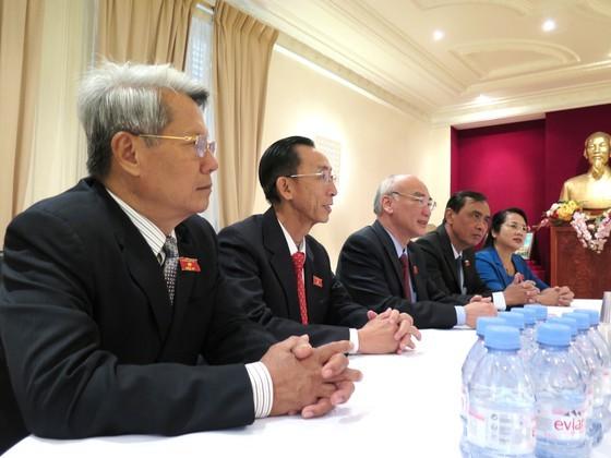 French community praises dynamic business environment in HCMC  ảnh 3