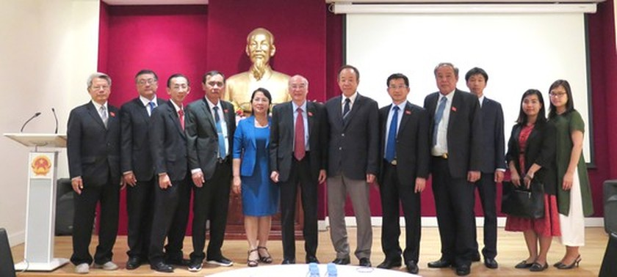 French community praises dynamic business environment in HCMC  ảnh 2