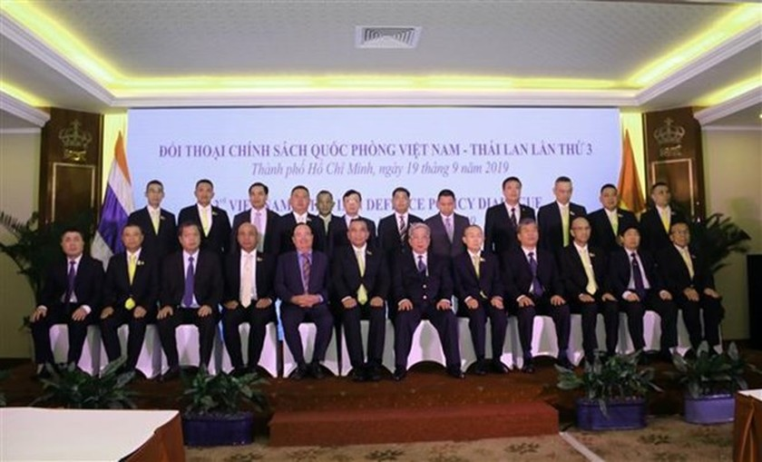 Vietnam, Thailand hold defence policy dialogue ảnh 1