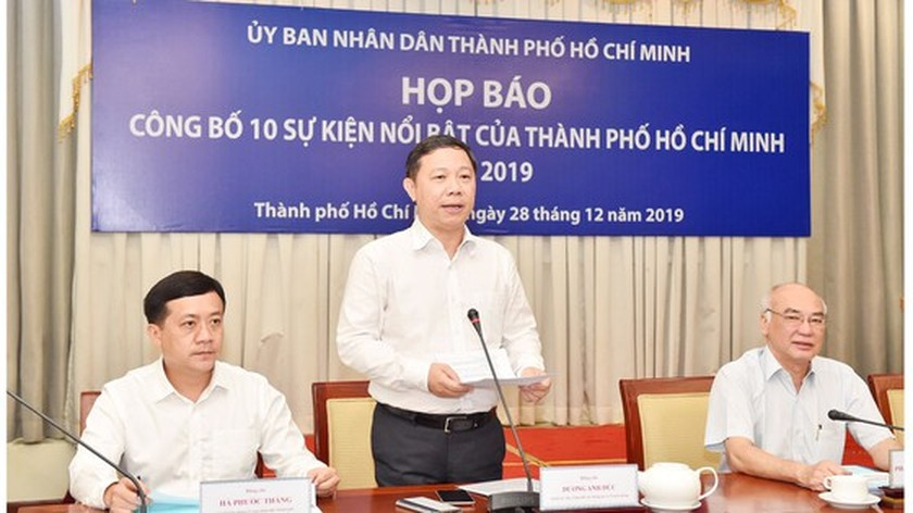 Ho Chi Minh City announces 10 remarkable events in 2019 ảnh 2