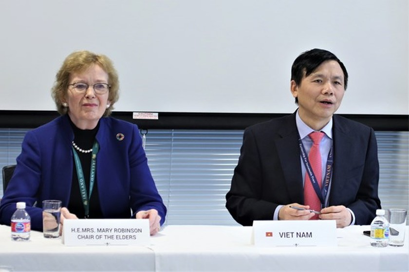 Vietnam chairs first meeting of ASEAN Committee in New York ảnh 1