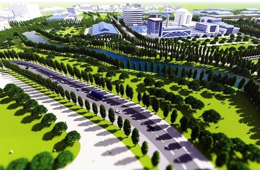 Becamex Binh Dinh Industrial Zone Project approved ảnh 1