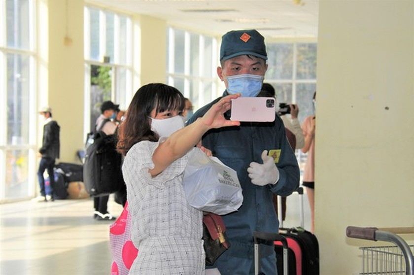 Over 2,6000 people complete centralized isolation in HCMC  ảnh 4