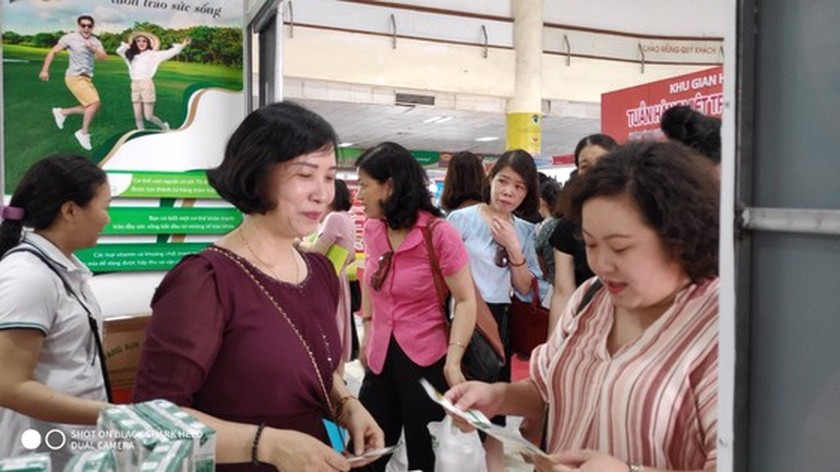 Safe Agriculture Week Fair 2020 opened  ảnh 1