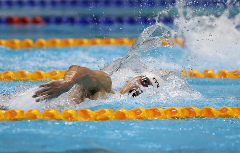 Vo Thi My Tien breaks nearly 10-year national-record of Anh Vien  ảnh 1