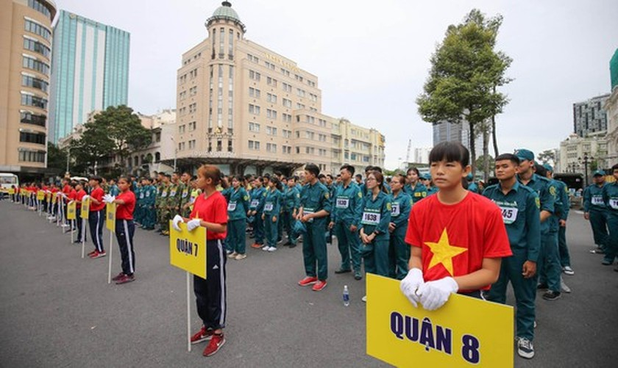 Marathon celebrates 44 years since city named after President Ho Chi Minh ảnh 4