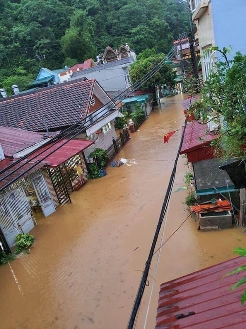 NCHMF: Northern region gets record rainfall in past 60 years  ảnh 1